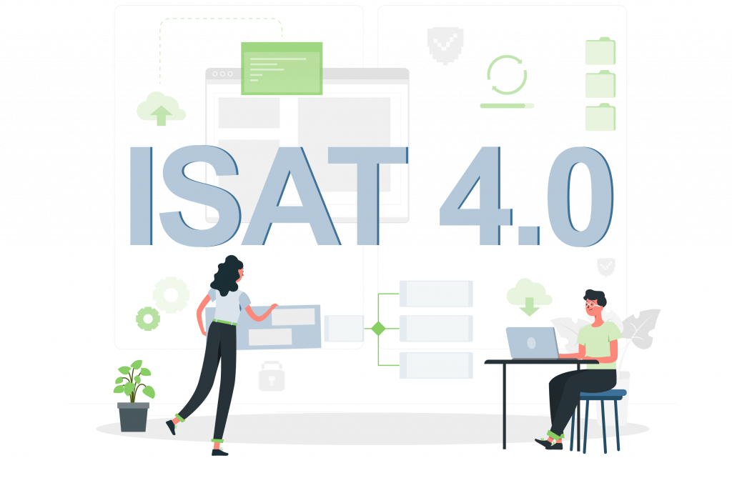 ISAT 4.0 - Cybersecurity Risk Assessment Tool